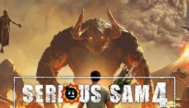 دانلود موسیقی متن بازی Serious Sam 4