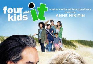دانلود موسیقی متن فیلم Four Kids and It
