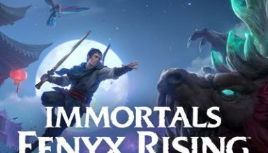 دانلود موسیقی متن بازی Immortals Fenyx Rising: Myths of the Eastern Realm