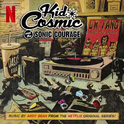 دانلود موسیقی متن سریال Kid Cosmic and the Sonic Courage