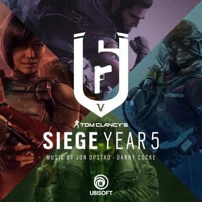 دانلود موسیقی متن بازی Rainbow Six Siege: Year 5