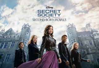 دانلود موسیقی متن سریال Secret Society of Second-Born Royals
