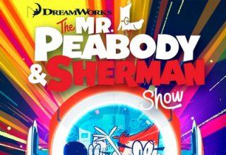 دانلود موسیقی متن سریال The Mr. Peabody and Sherman Show
