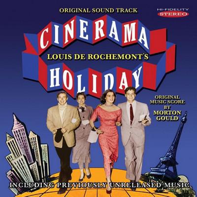 دانلود موسیقی متن فیلم Cinerama Holiday