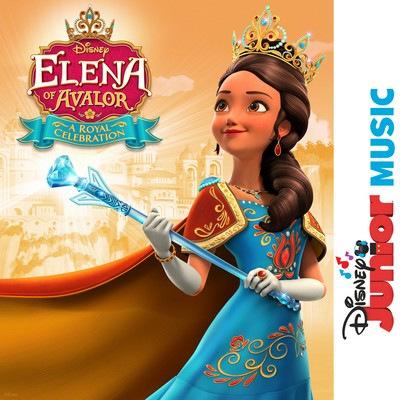 دانلود موسیقی متن سریال Disney Junior Music: Elena of Avalor – A Royal Celebration