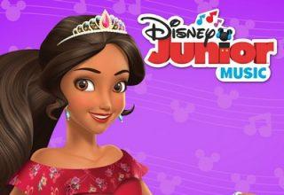 دانلود موسیقی متن سریال Elena of Avalor: Disney Junior Music