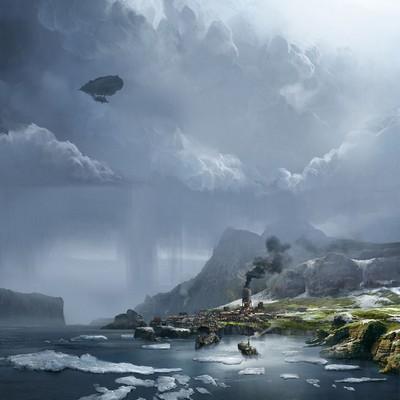 دانلود موسیقی متن بازی Frostpunk Expansions