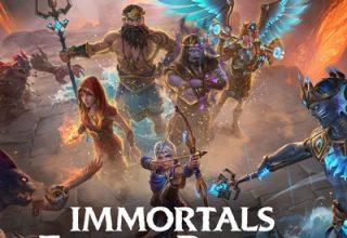 دانلود موسیقی متن بازی Immortals Fenyx Rising: The Lost Gods