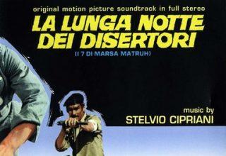 دانلود موسیقی متن فیلم La Lunga Notte Dei Disertori