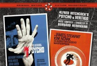 دانلود موسیقی متن فیلم Psycho & Vertigo
