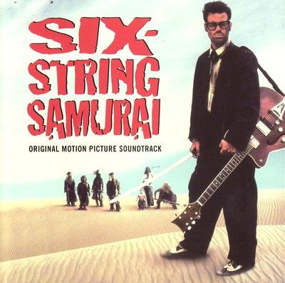 دانلود موسیقی متن فیلم Six-String Samurai