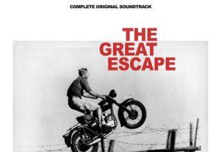 دانلود موسیقی متن فیلم The Great Escape
