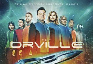 دانلود موسیقی متن سریال The Orville: Season 1