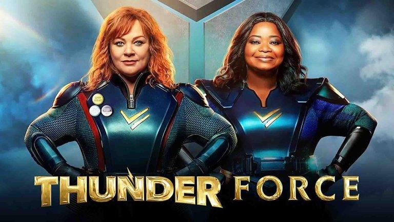 واکنش منتقدان به فیلم Thunder Force - نیروی تند