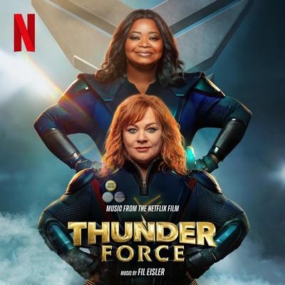 دانلود موسیقی متن فیلم Thunder Force