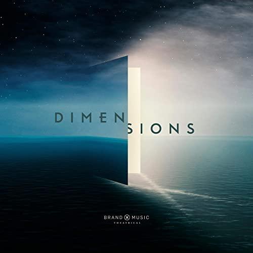 دانلود آلبوم موسیقی Dimensions توسط Brand X Music