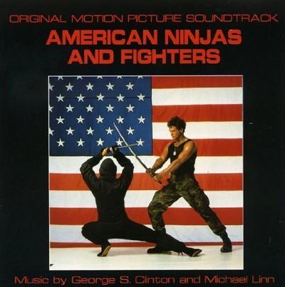دانلود موسیقی متن فیلم American Ninjas And Fighters