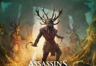 دانلود موسیقی متن بازی Assassin's Creed Valhalla: Wrath of the Druids