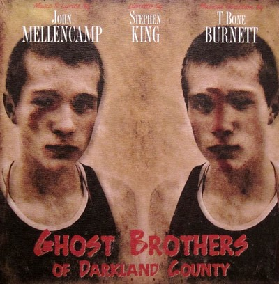 دانلود موسیقی متن فیلم Ghost Brothers Of Darkland County