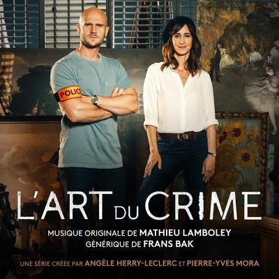 دانلود موسیقی متن سریال L'art du crime