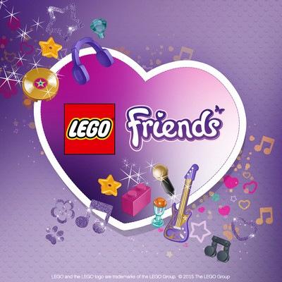 دانلود موسیقی متن سریال LEGO Friends