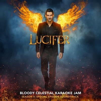 دانلود موسیقی متن سریال Lucifer: Season 5 Bloody Celestial Karaoke Jam
