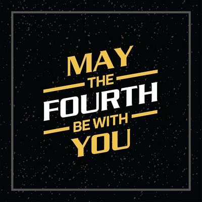 دانلود موسیقی متن فیلم May The 4th Be With You