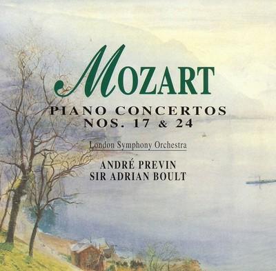 دانلود موسیقی متن فیلم Piano Concertos Nos. 17 & 24