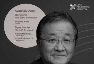 دانلود موسیقی متن فیلم Otaka: Piano Concerto & Symphony -Au-dela du temps-