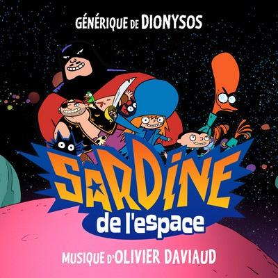 دانلود موسیقی متن سریال Sardine de l'espace