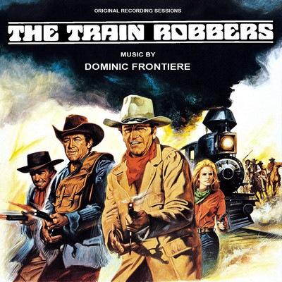 دانلود موسیقی متن فیلم The Train Robbers