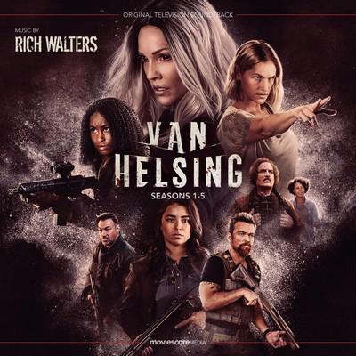 دانلود موسیقی متن سریال Van Helsing