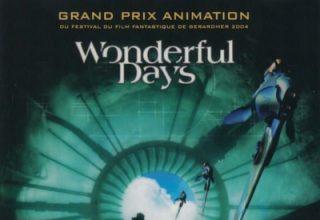 دانلود موسیقی متن انیمه Wonderful Days
