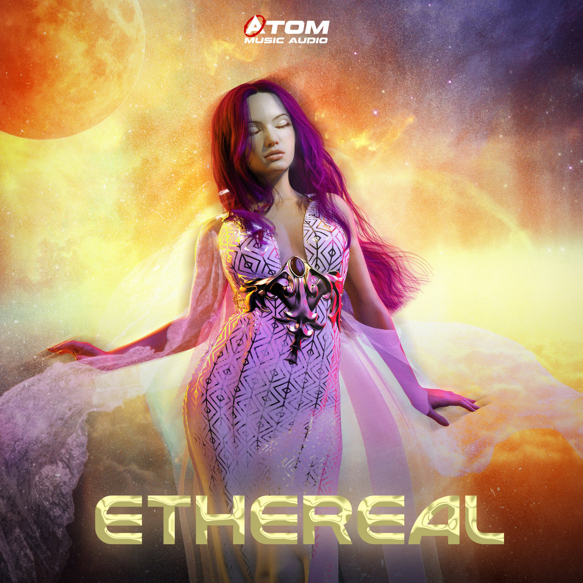 دانلود آلبوم موسیقی Ethereal توسط Atom Music Audio
