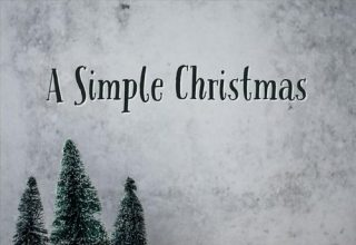 دانلود آلبوم موسیقی A Simple Christmas توسط Tiffany Hobson