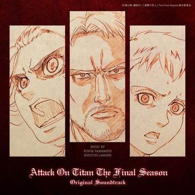دانلود موسیقی متن انیمه Attack On Titan The Final Season