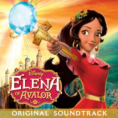 دانلود موسیقی متن سریال Elena of Avalor