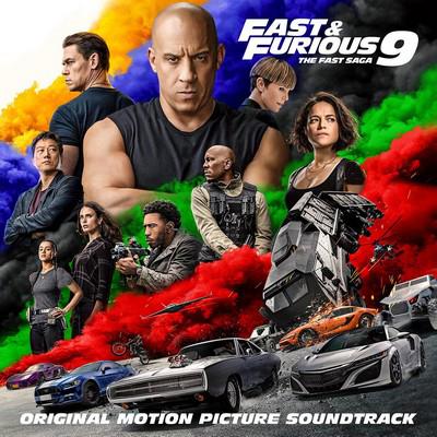دانلود موسیقی متن فیلم Fast & Furious 9: The Fast Saga