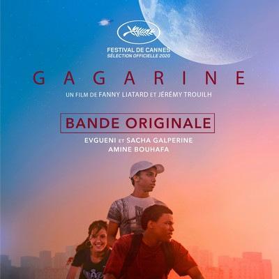 دانلود موسیقی متن فیلم Gagarine