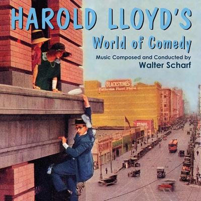 دانلود موسیقی متن فیلم Harold Lloyd's World of Comedy
