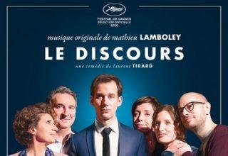 دانلود موسیقی متن فیلم Le Discours