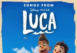 دانلود موسیقی متن فیلم Luca: Songs from the Pixar Animated Film