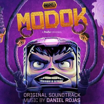 دانلود موسیقی متن سریال M.O.D.O.K