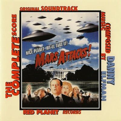 دانلود موسیقی متن فیلم Mars Attacks!