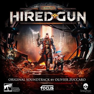 دانلود موسیقی متن بازی Necromunda: Hired Gun