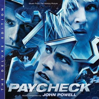 دانلود موسیقی متن فیلم Paycheck