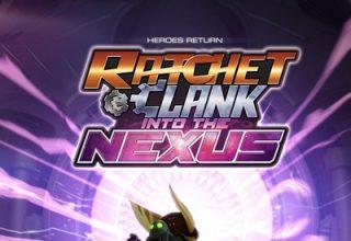 دانلود موسیقی متن فیلم Ratchet & Clank: Nexus