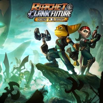 دانلود موسیقی متن فیلم Ratchet & Clank: Quest for Booty
