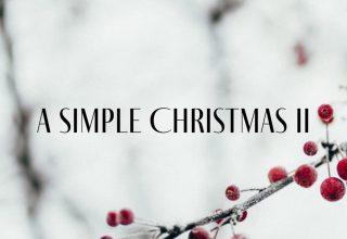 دانلود آلبوم موسیقی A Simple Christmas II توسط Tiffany Hobson