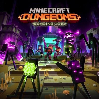 دانلود موسیقی متن بازی Minecraft Dungeons: Echoing Void – توسط Peter Hont